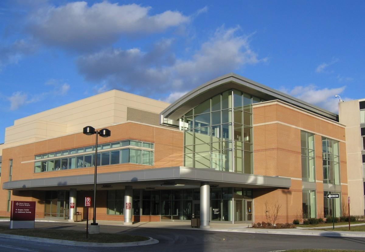 McClaren Hospital, Mt. Clemens MI